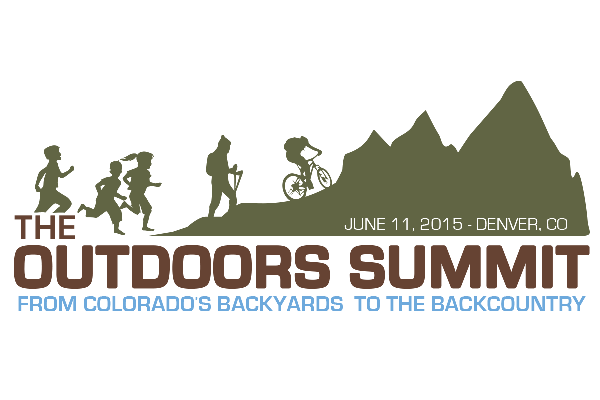 The Outdoors Summit logo
