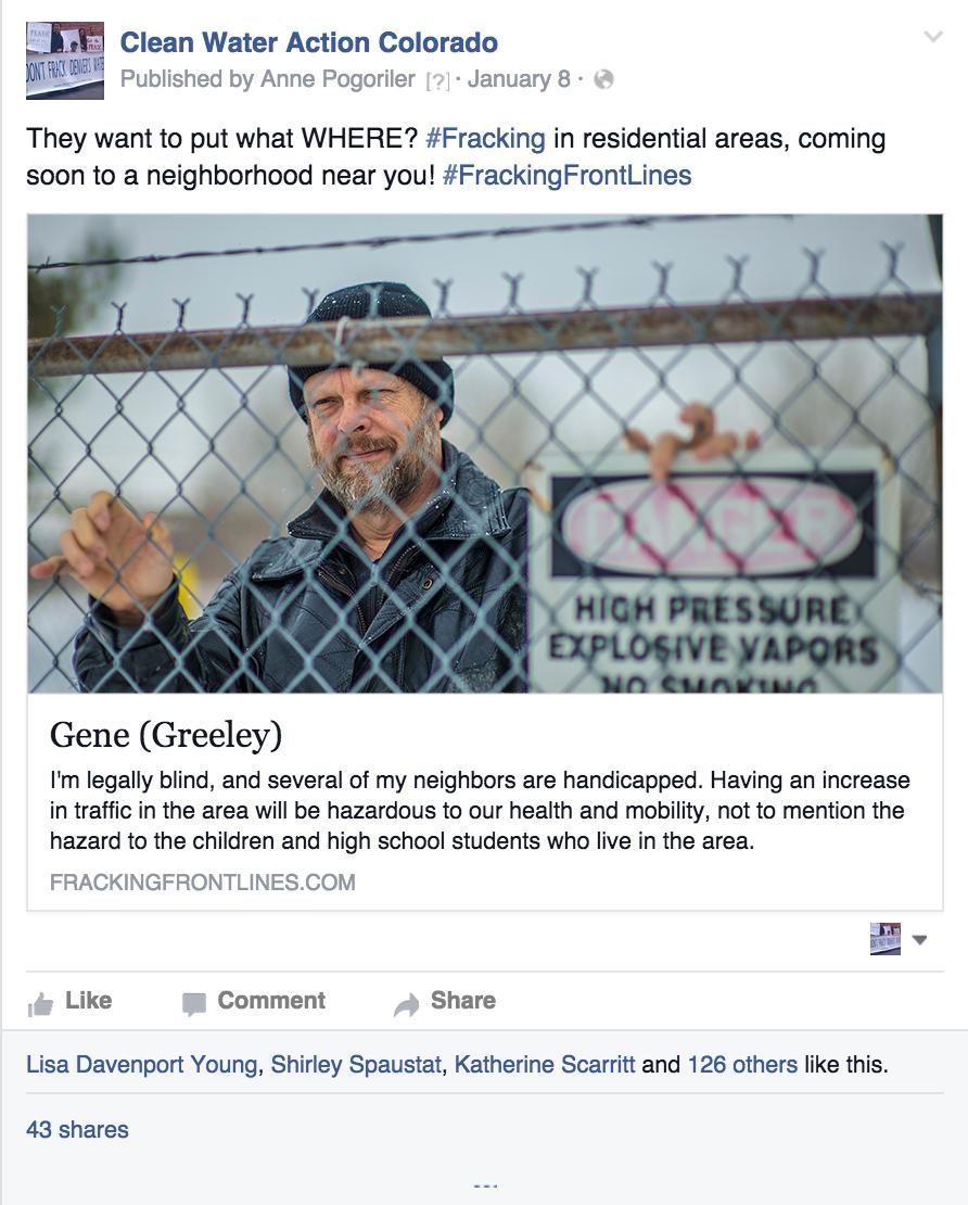 Fracking front lines social 1