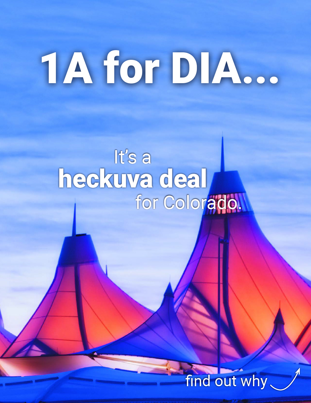 1A for DIA VIP mailer, front