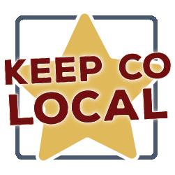 Keep Colorado Local social media logo variant