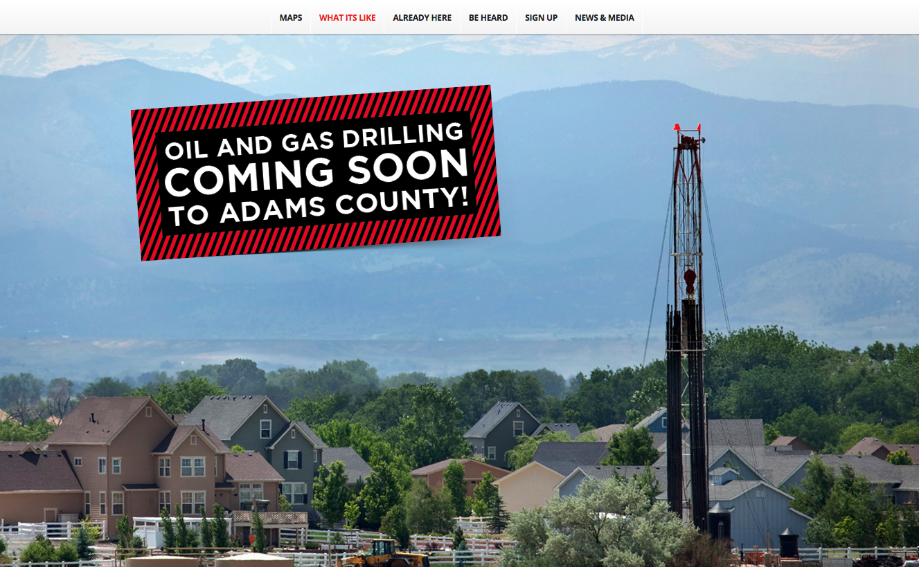 Coming Soon web site homepage