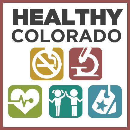 The Campaign for a Healthy Colorado social media logo
