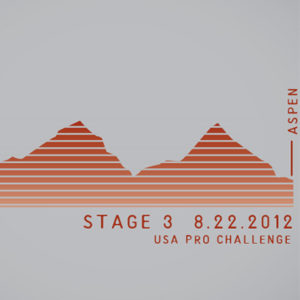 T-SHIRTS FOR 2012 USA PRO CHALLENGE