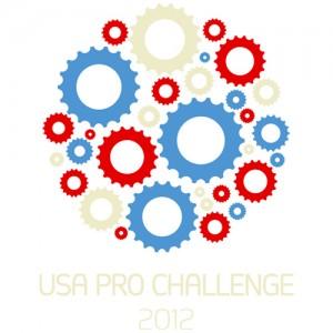 USA PRO CHALLENGE 2012 TSHIRT LOGO