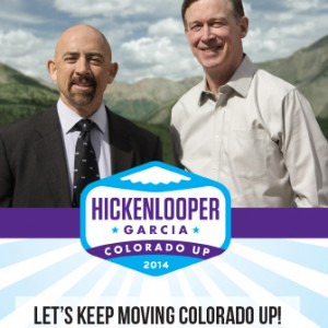 HICKENLOOPER FOR COLORADO WALK LIT