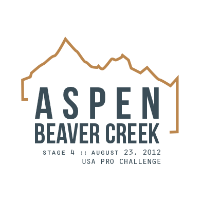 Elevation profile for Aspen-Beaver Creek stage