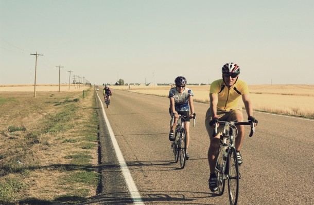 OnSight captured Pedal The Plains for social media and provided photographs for the ride to use for promotion.