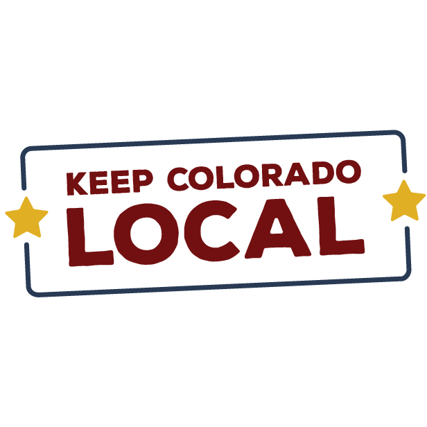 Keep Colorado Local logo