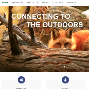 JEFFCO OUTDOORS FOUNDATION WEB SITE