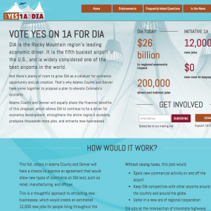 1A FOR DIA WEB SITE