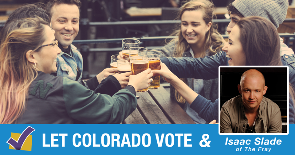 Help support Let Colorado Vote 2016!