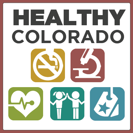 The Campaign for a Healthy Colorado social media logo