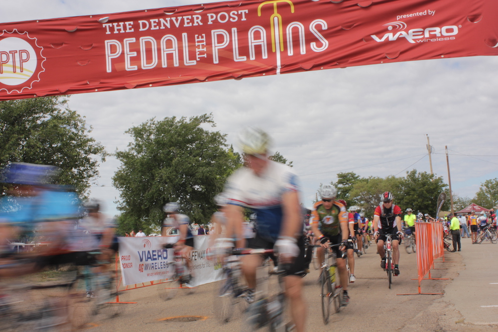 The fifth annual Pedal The Plains is hitting the road!