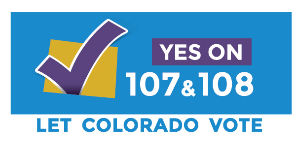 Let Colorado Vote celebrates passage of Props 107 and 108
