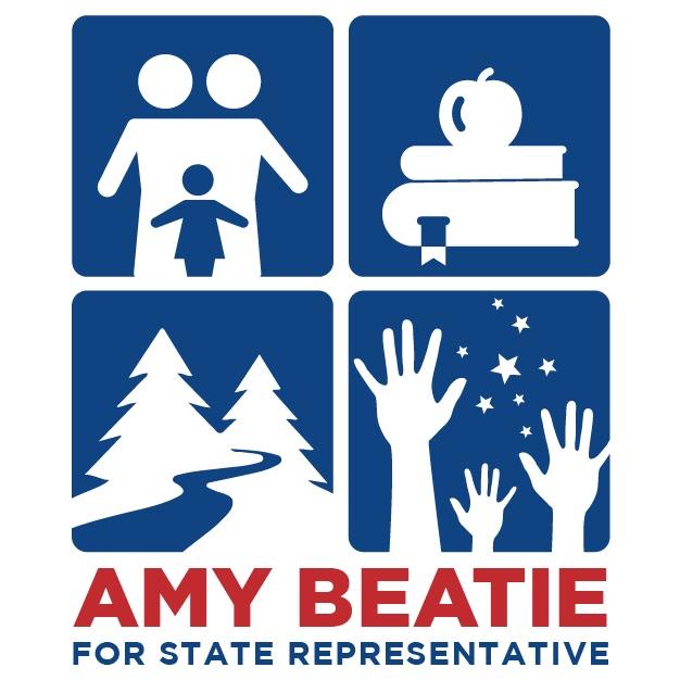 Amy Beatie for Colorado campaign logo