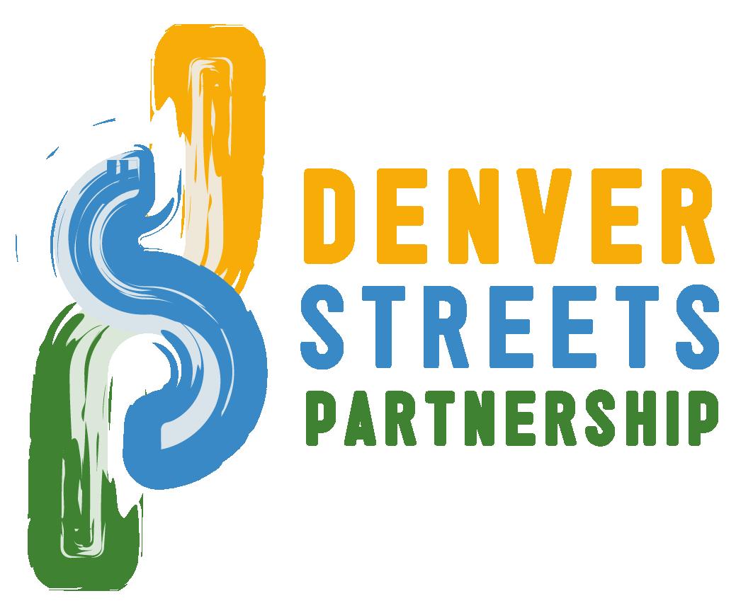 Denver Streets Partnership logo variant