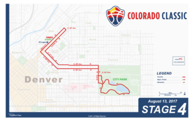 Fast, competitive circuits dominate four-day Colorado Classic course