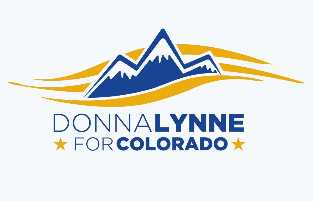 Lynne for Colorado logo